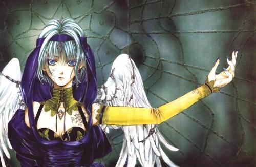 Kaori Yuki, Angel Sanctuary, Gabriel