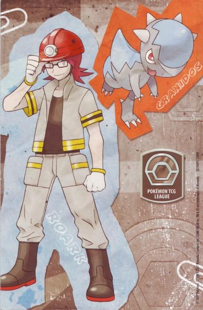 Ken Sugimori, OLM Digital Inc, Nintendo, Pokémon, Roark