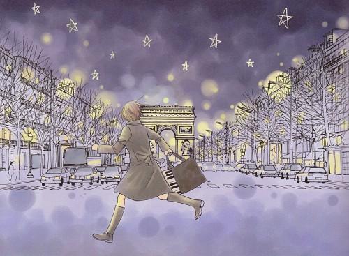 Tomoko Ninomiya, Nodame Cantabile, Nodame Cantabile CD Selection Book 3, Nodame Cantabile Illustrations, Megumi Noda