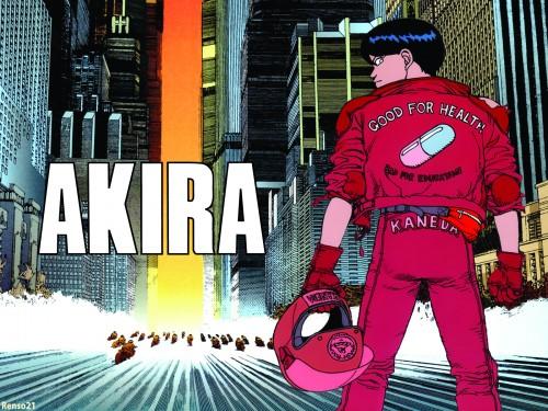 Akira, Shotaro Kaneda Wallpaper