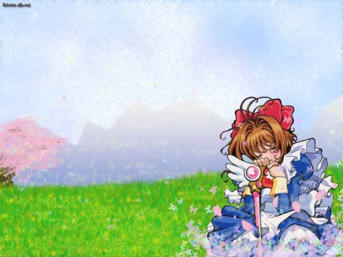 CLAMP, Madhouse, Card Captor Sakura, Sakura Kinomoto Wallpaper