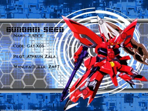 Sunrise (Studio), Mobile Suit Gundam SEED Destiny Wallpaper