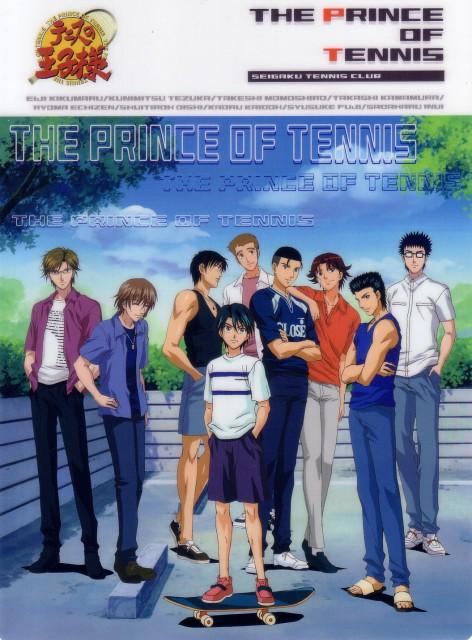 Takeshi Konomi, J.C. Staff, Prince of Tennis, Kaoru Kaidoh, Kunimitsu Tezuka