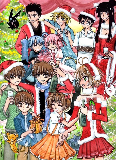 CLAMP, Cardcaptor Sakura, Tsubasa Reservoir Chronicle, xxxHOLiC, Fay D. Flourite