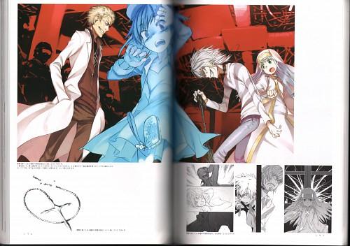 J.C. Staff, To Aru Majutsu no Index, Rainbow Spectrum: Colors, Index Librorvm Prohibitorvm, Last Order