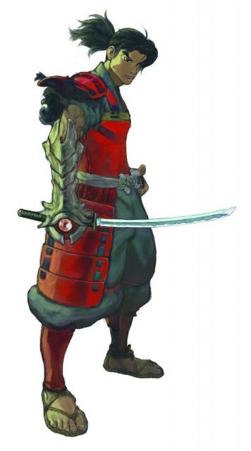 Capcom, Onimusha, Samanosuke Akechi