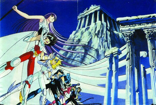Masami Kurumada, Toei Animation, Saint Seiya, Pegasus Seiya, Phoenix Ikki
