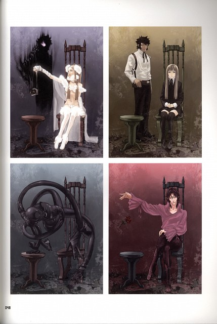 Yuusuke Kozaki, Gonzo, Speed Grapher, KYMG - Yusuke Kozaki Illustrations, Tatsumi Saiga