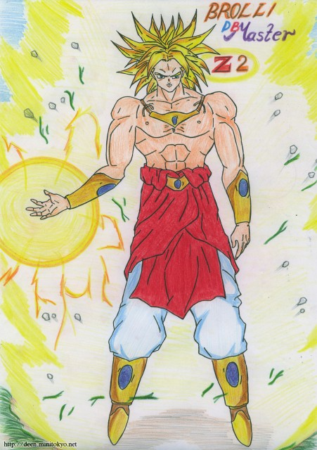 Akira Toriyama, Toei Animation, Dragon Ball, Broly, Member Art