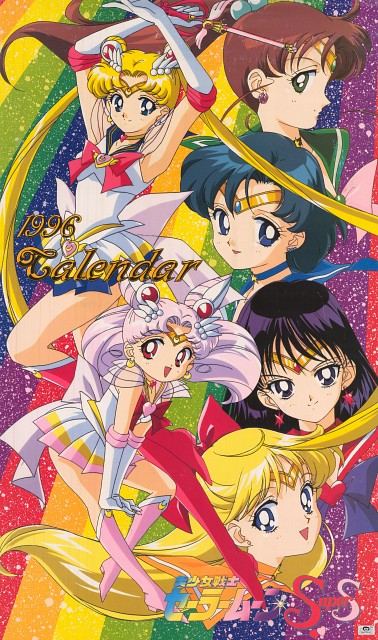 Toei Animation, Bishoujo Senshi Sailor Moon, Sailor Venus, Sailor Jupiter, Sailor Mercury