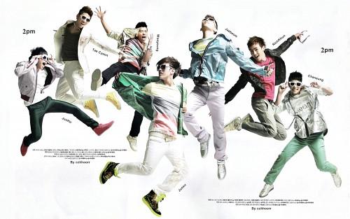 Wooyoung, Jaebom, Taecyeon, Junsu, Nichkhun