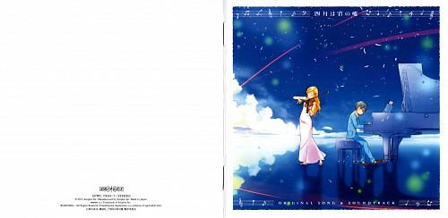 A-1 Pictures, Aniplex, Shigatsu wa Kimi no Uso, Kaori Miyazono, Kousei Arima