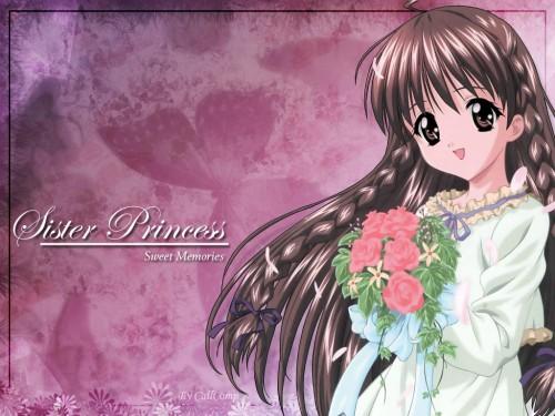 Naoto Tenhiro, Sister Princess, Karen (Sister Princess) Wallpaper