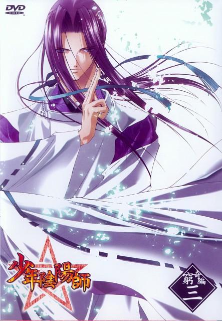 Sakura Asagi, Studio DEEN, Shounen Onmyouji, Abe no Seimei, DVD Cover
