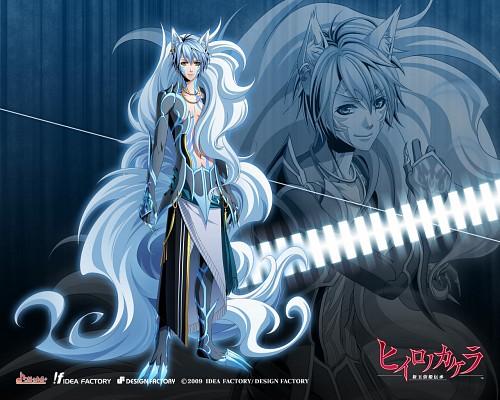 Shin Tamayori Hime Denshou, Rei Komura, Official Wallpaper