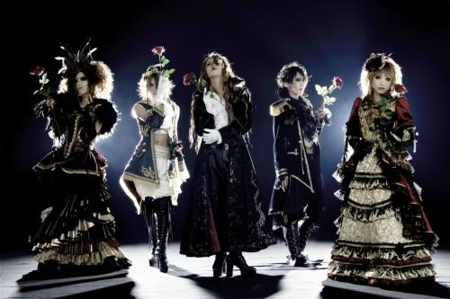 Yuki, Versailles: Philharmonic Quintet, Hizaki, Kamijo, Jasmine You