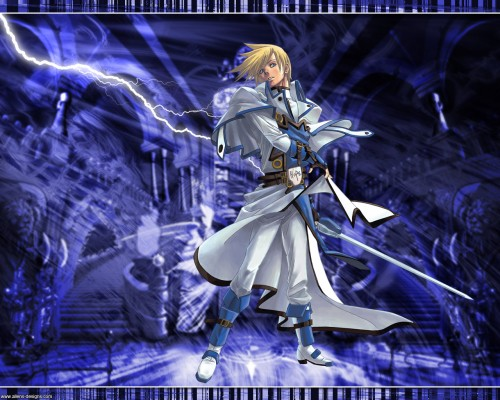 Guilty Gear, Ky Kiske Wallpaper