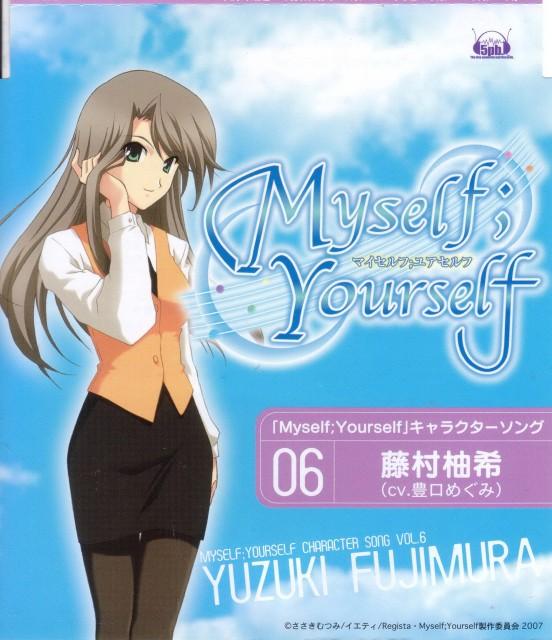 Mutsumi Sasaki, Dogakobo, Myself; Yourself, Yuzuki Fujimura, Album Cover