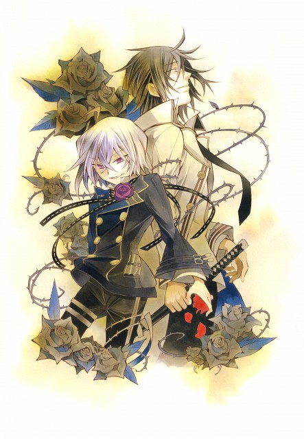 Jun Mochizuki, Crimson Shell, Pandora Hearts ~odds and ends~, Xeno, Shion Liddell
