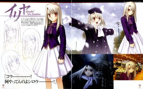 TYPE-MOON, Fate/stay night, Illyasviel von Einzbern