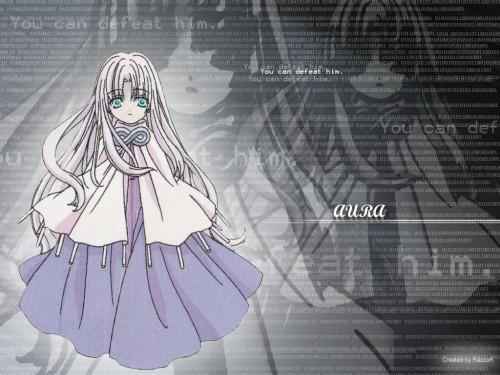 Yoshiyuki Sadamoto, Rei Izumi, Bee Train, .hack//Legend of the Twilight, Aura Wallpaper