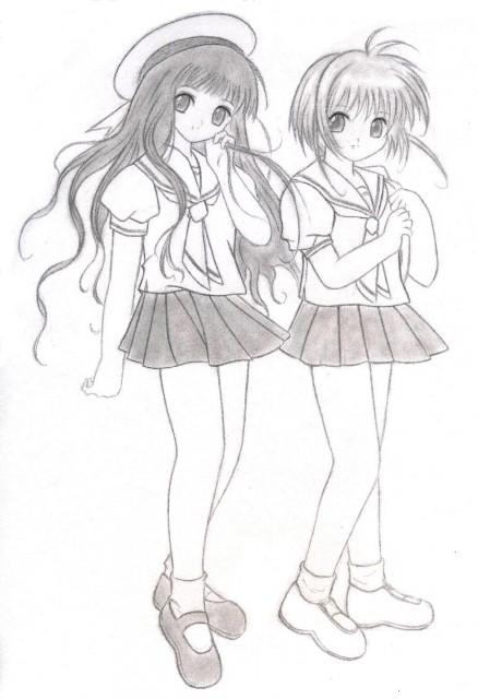 CLAMP, Madhouse, Cardcaptor Sakura, Tomoyo Daidouji, Sakura Kinomoto