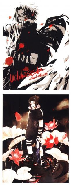 Shel, Naruto, Wind and Clover, Sasuke Cursed Seal, Sasuke Uchiha