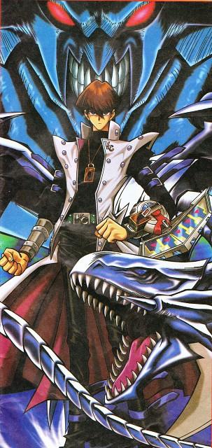 Kazuki Takahashi, Studio Gallop, Yu-Gi-Oh Duel Monsters, Obelisk the Tormentor, Blue-Eyes White Dragon