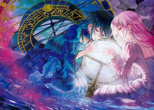 Jun Mochizuki, Xebec, Pandora Hearts, Will Of The Abyss, Alice (Pandora Hearts)