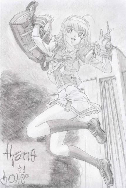 Kimi ga Nozomu Eien, Akane Maniax, Muv-Luv, Akane Suzumiya, Member Art
