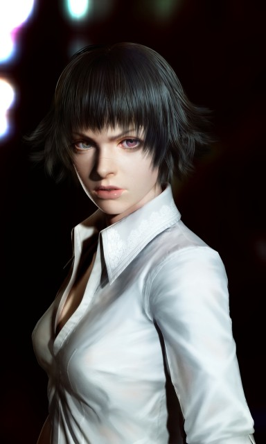 Capcom, Devil May Cry, Lady