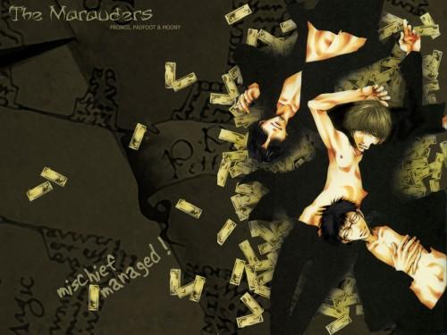 Kazuya Minekura, Bus Gamer Wallpaper