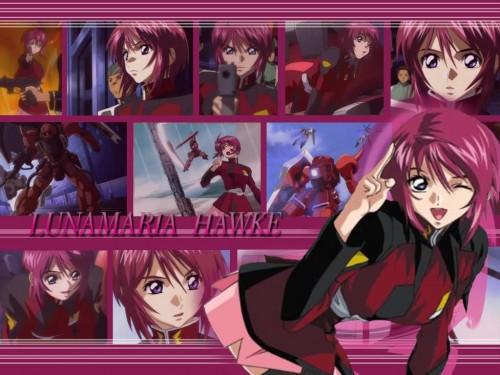 Sunrise (Studio), Mobile Suit Gundam SEED Destiny, Lunamaria Hawke Wallpaper