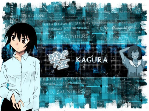 Azumanga Daioh Wallpaper