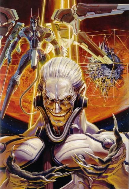 Konami, Zone of the Enders: The 2nd Runner, Nohman