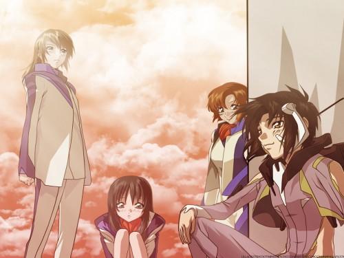 Hisashi Hirai, Xebec, Soukyuu no Fafner, Soushi Minashiro, Kazuki Makabe Wallpaper