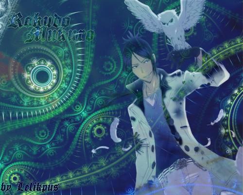 Akira Amano, Artland, Katekyo Hitman Reborn!, Mukuro Rokudo, Mukurou Wallpaper