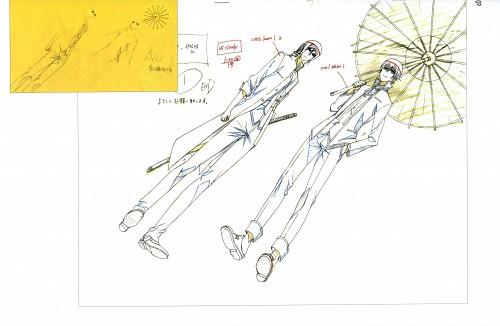 GoHands, K Project, Kuroh Yatogami, Yashiro Isana