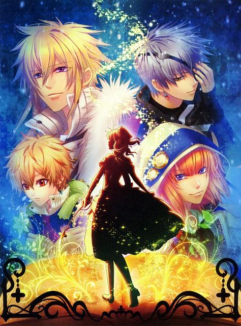 miko (Mangaka), Idea Factory, Beast Master and Prince Official Visual Artbook, Beast Master and Prince, Lucia (Beast Master and Prince)