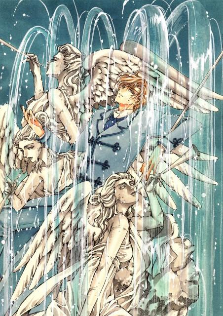 CLAMP, Madhouse, X, X [infinity], Yuuto Kigai
