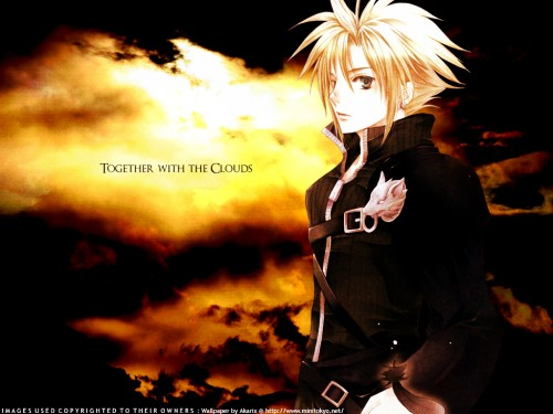You Kousaka, Final Fantasy VII: Advent Children, Final Fantasy VII, Cloud Strife Wallpaper