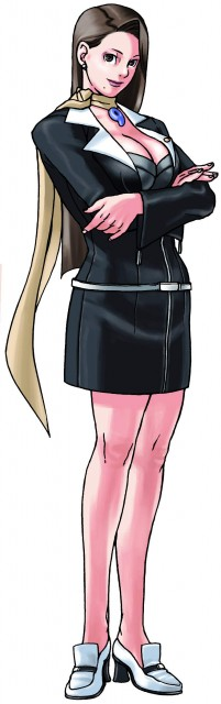 Capcom, Ace Attorney, Mia Fey