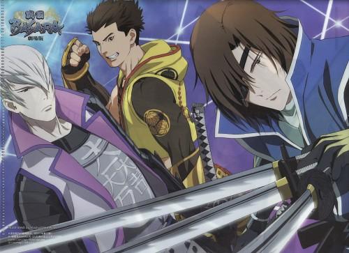 Makoto Tsuchibayashi, Capcom, Sengoku Basara, Ieyasu Tokugawa (Sengoku Basara), Masamune Date
