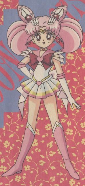 Toei Animation, Bishoujo Senshi Sailor Moon, Super Sailor Chibi Moon