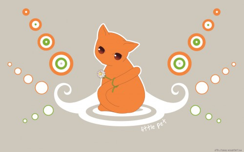 Fruits Basket, Kyo Sohma, Vector Art Wallpaper