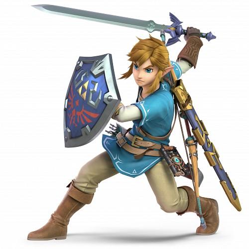 Nintendo, The Legend of Zelda, Super Smash Bros. Ultimate, Link