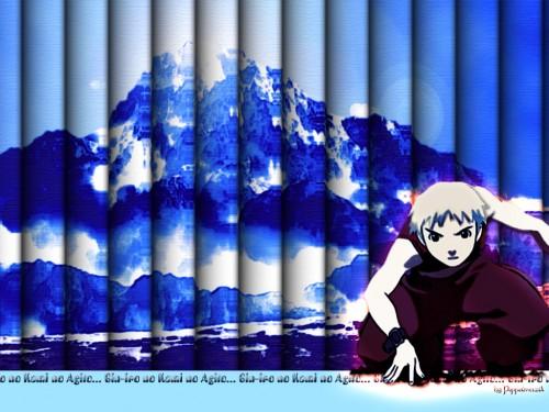 Gonzo, Giniro no Kami no Agito, Agito (Giniro no Kami no Agito) Wallpaper
