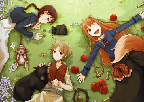 Juu Ayakura, Spice and Wolf, Chloe (Spice and Wolf), Horo, Nora Arendt