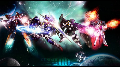 Sunrise (Studio), Mobile Suit Gundam 00 Wallpaper