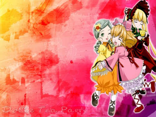 Peach-Pit, Studio Nomad, Rozen Maiden, Hinaichigo, Kanaria Wallpaper